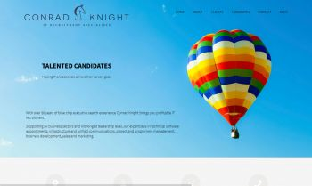 Web Design for Recruitment